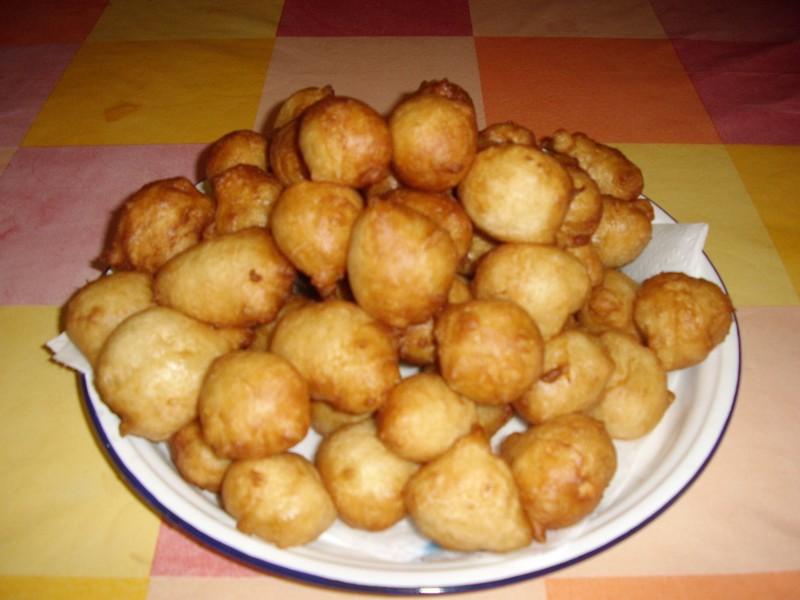Beignets du mardi gras desserts grande terre guadeloupe - Recette pate a beignet sucre ...