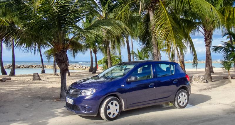 caribbean locations location de voitures neuves climatis es en guadeloupe location de. Black Bedroom Furniture Sets. Home Design Ideas